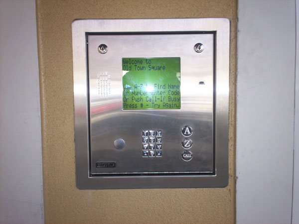 Access Control Photo Gallery R Amp S Overhead Door Company