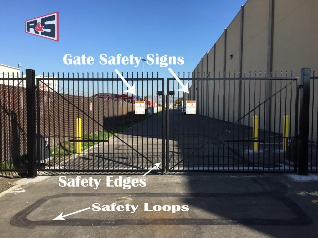 R S Offers Professional Automatic Gate Service For All Types Of Gateost Brands Openers Our Staff Is Fully Trained To Keep Your