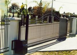 Slide Gates Serving The Bay Area Oakland San Leandro
