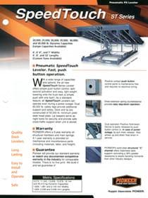 pioneer ST series brochure