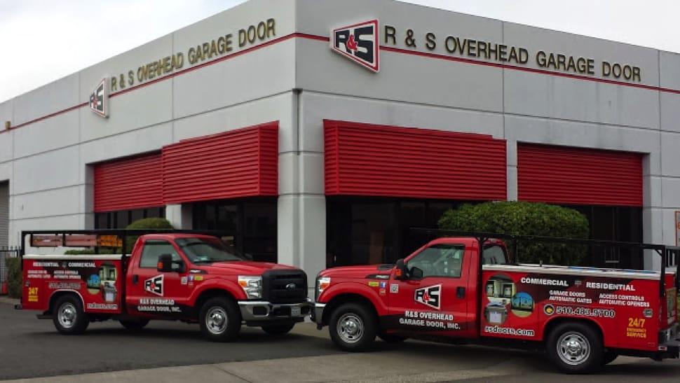 R Amp S Overhead Garage Door Inc R Amp S Overhead Door Company