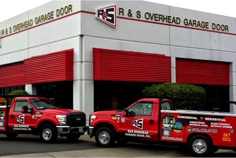 Bay Area Garage Door Experts - R&S Overhead Door Company